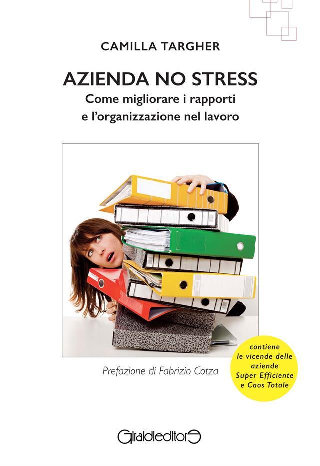 170127 Copertina Targher C Azienda No Stress