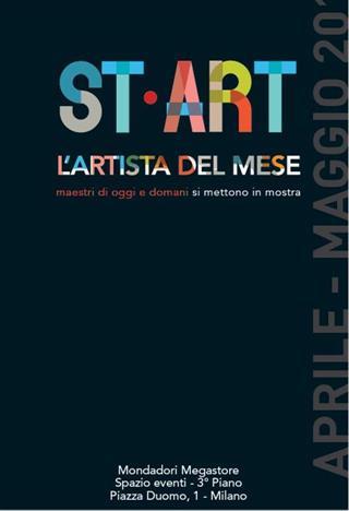 Start, l'artista del mese