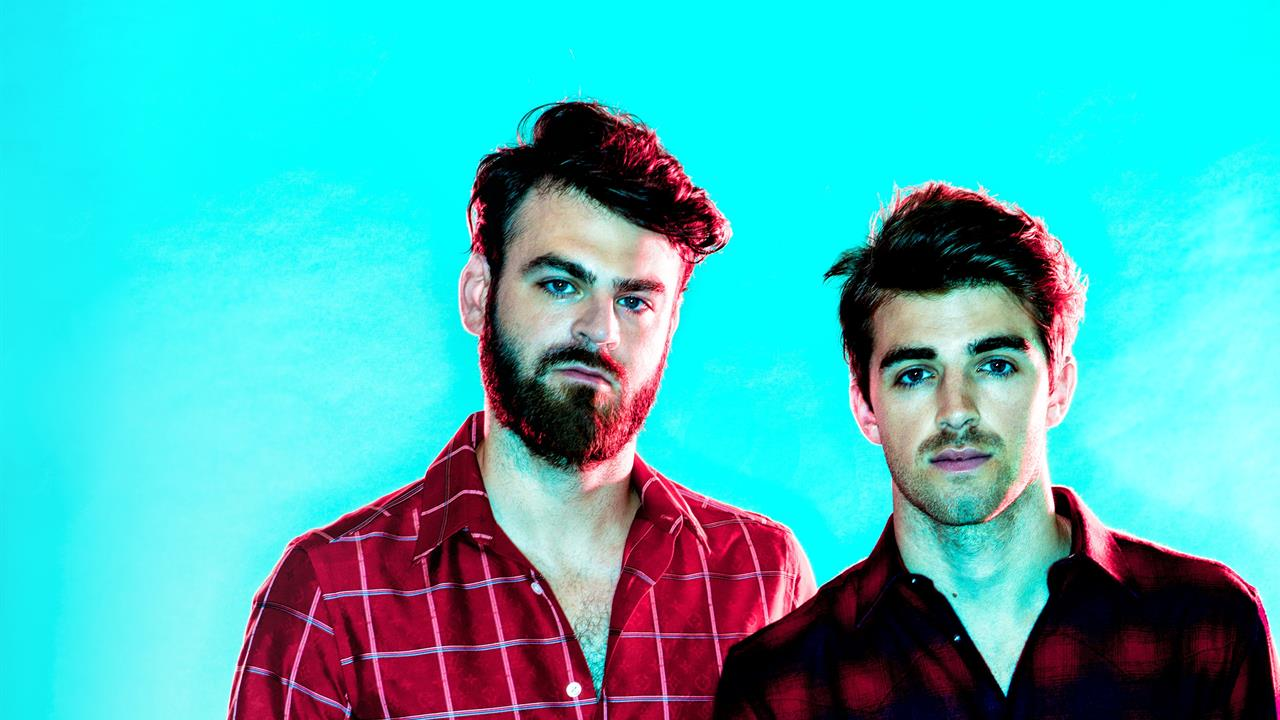 Foto Chainsmokers 2 PRINT 111979174