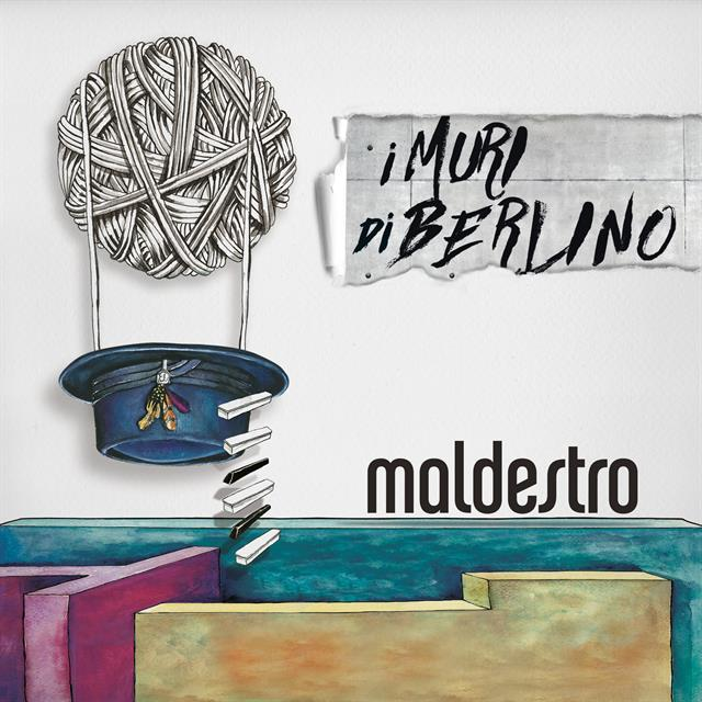 Cover Album Maldestro I Muri Di Berlino (2)