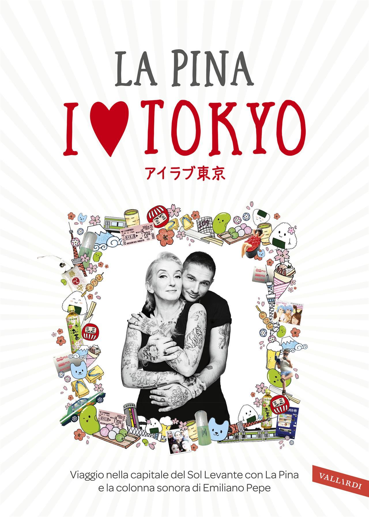 I Love Tokyo PIATTO