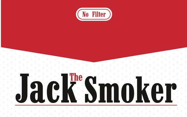 COVER Jackthesmoker