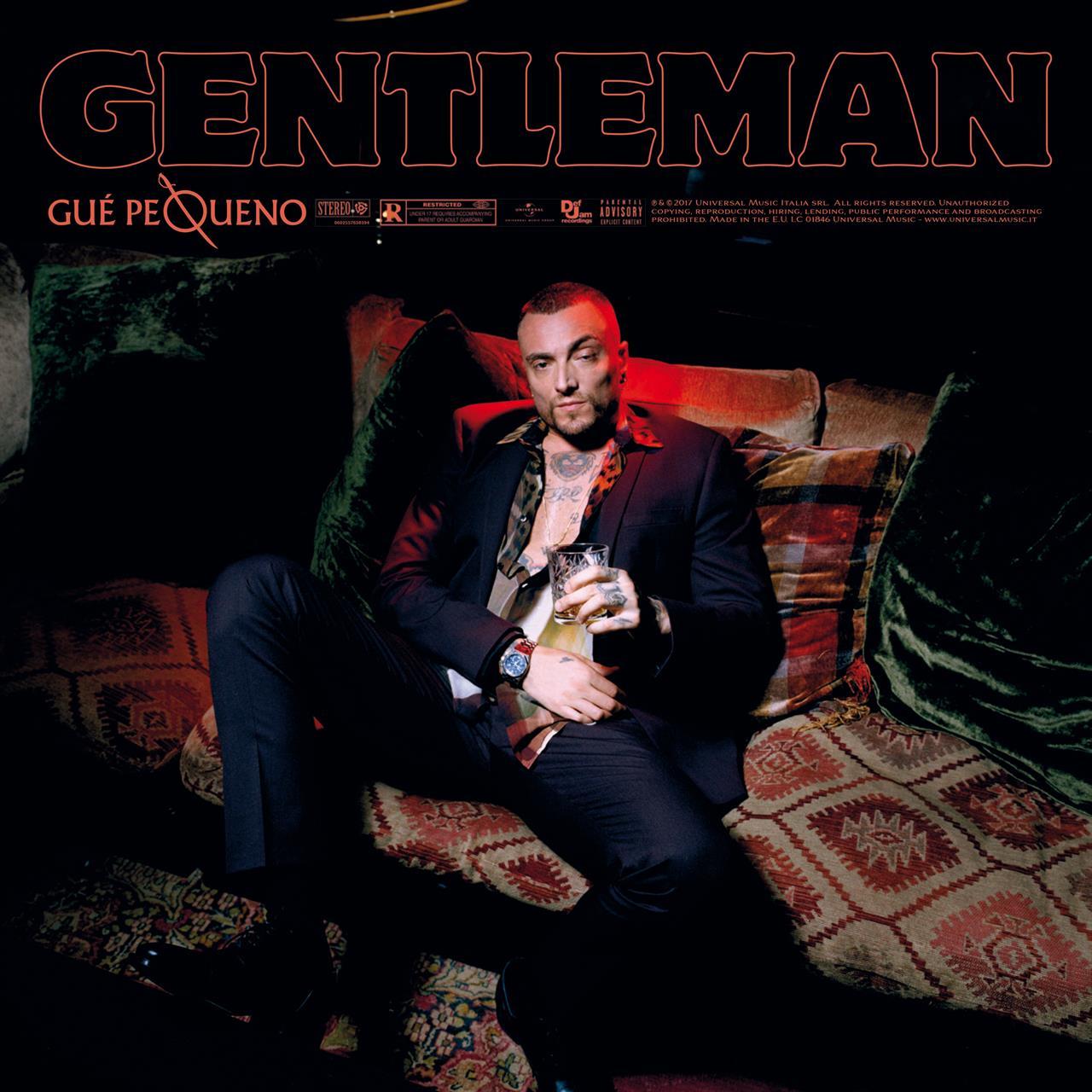 Gentleman ROSSO