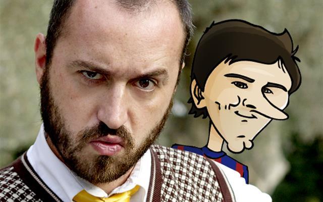 Mic Messi 1