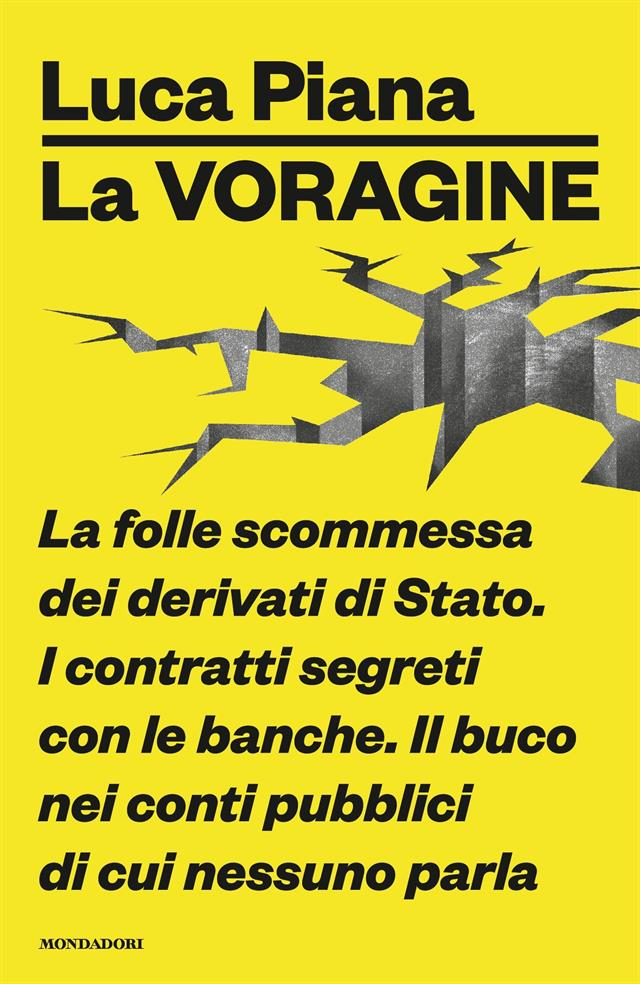 Cover La Voragine