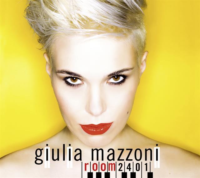 Copertina Giulia Mazzoni
