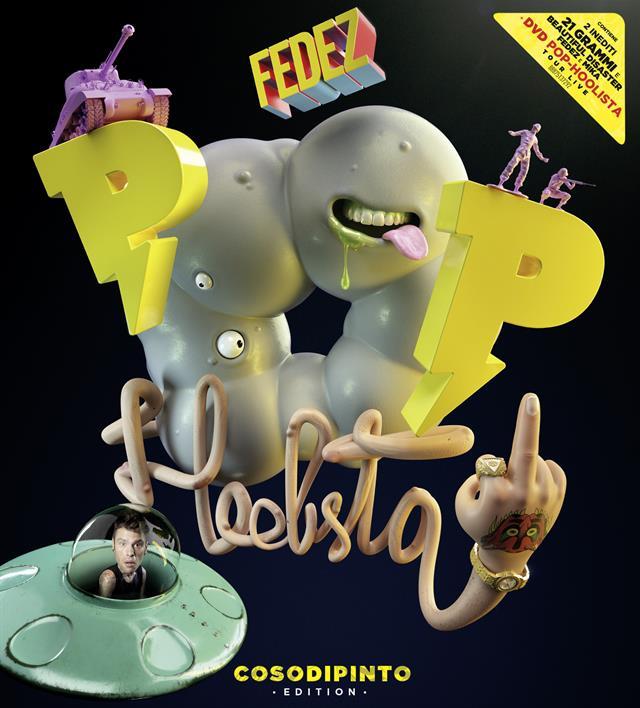 COVER FEDEZ BOX CD+DVD
