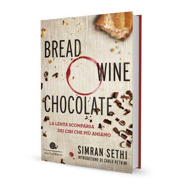 Bread Wine Chocolate 9788884994721
