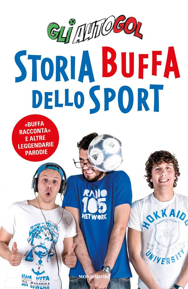 Cover Storia Buffa Dello Sport