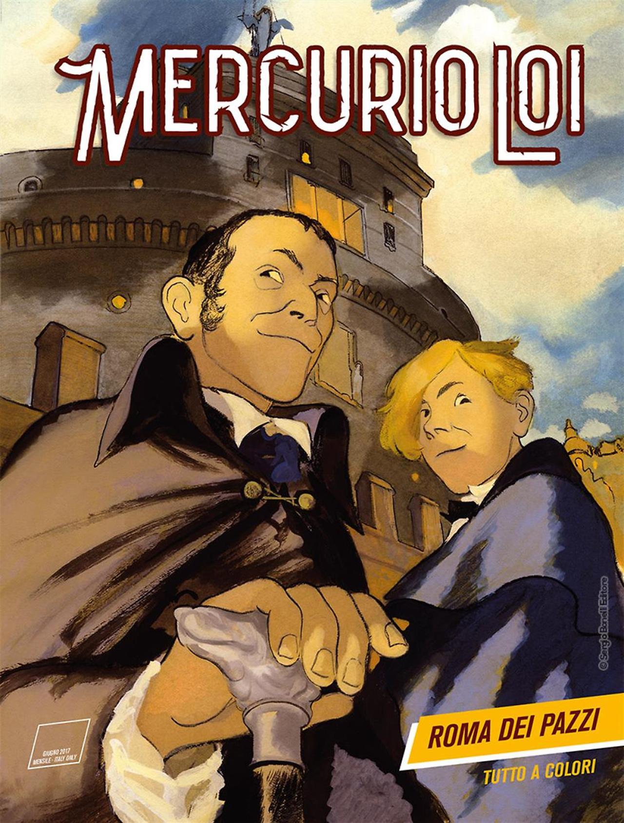 Cover Mercurio Loi N