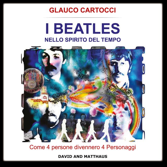 Copertina Quadrata I Beatles Cartocci Glauco 01