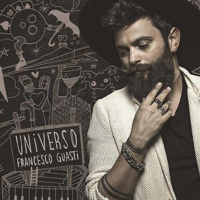 Cover Cd FRANCESCO GUASTI