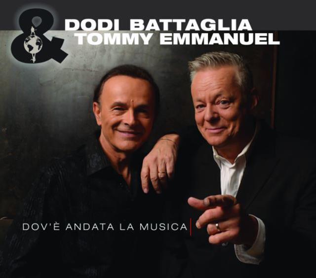 DODI BATTAGLIA Cover Dovè Andata La Musica M 1